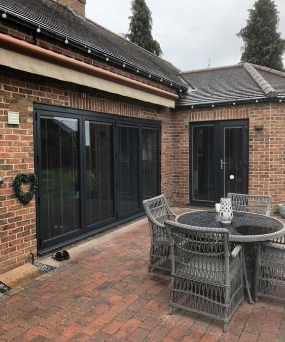 Why choose sliding folding doors for your project?