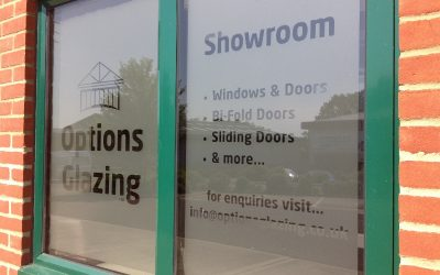 We install folding doors in Norfolk!