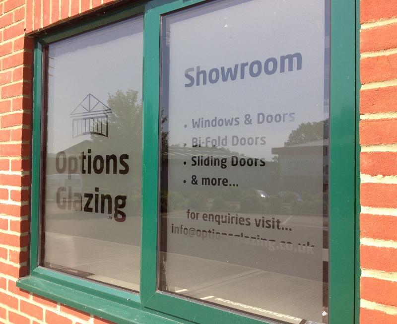 We install folding doors in Norfolk!