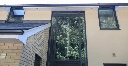 Aluminium tilt turn windows 2