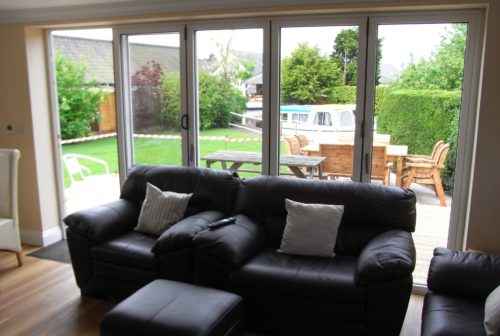 OPT70 sliding folding doors