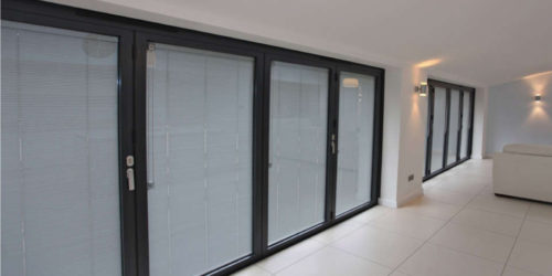 OPT114 bifolding doors