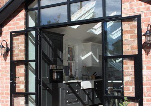 Heritage doors open